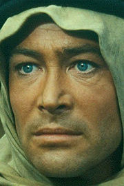 Portrait of Peter O'Toole (click to view image source)