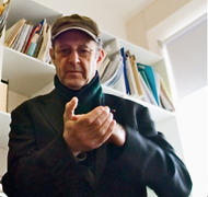 Portrait of Steve Reich (click to view image source)