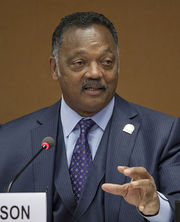 Portrait of Jesse Jackson (click to view image source)