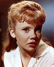 Portrait of Hayley Mills  (click to view image source)