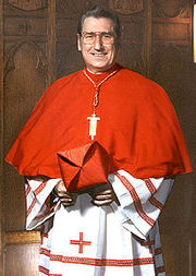 Portrait of Cardinal John O'Connor (click to view image source)