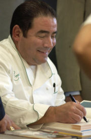 Portrait of Emeril Lagasse (click to view image source)