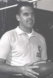 Portrait of Otto Graham (click to view image source)