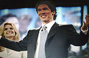 Portrait of Joel Osteen (click to view image source)