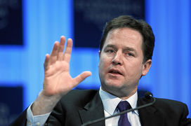 Portrait of Nick Clegg (click to view image source)